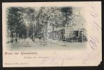 Hundekehle Restaurant 1899 Otto Hoflieferant