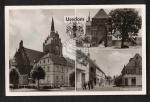 Usedom Altes Stadttor Marienkirche Rathaus Pr