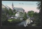 Hof in Bayern bei der Michaeliskirche