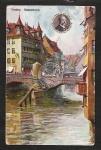 Nürnberg Museumsbrücke