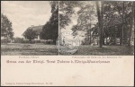 Forsthaus Dubrow bei Königs Wusterhausen Prinz