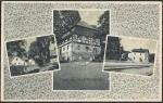 Hartenberg Gasthaus Bahnhof 1920