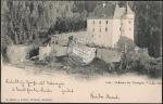 Chateau de Valangin 1900