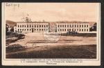 Gablonz Kaiser Josefs Platz Handelsakademie Fa