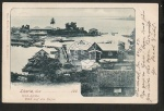 Windhoek 1903 Missions Bautechniker schöner Ab