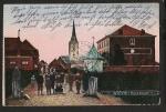 Wervik Koestraat Feldpost 1916