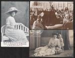 3 AK Kronprinzessin Mutterglück Beisetzung Kaiser