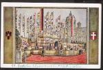Wien 1928 Fest Postkarte Dt. Sängerbund Festze