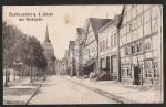 Bodenwerder Weser Marktplatz Kirche Geschäft