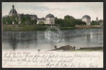 Hanau Schloss Phillippsruhe 1902