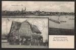 Schierstein Rhein Restaurant Sonneneck 1916