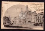 Pardubice 1902 Markt