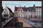 Dixmude De Papegaalbrug a Yser 1915