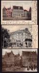 3 AK Bremen Hillmanns Hotel Schütting