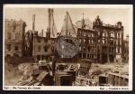 Riga Trümmer der Altstadt
