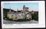 Wilhelmshöhe Löwenburg Kassel 1901
