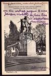 Frankfurt Main Bismarck Denkmal Geschütz