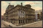Philadelphia PA 1914 Post Office 9th street