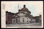 U. S. Post Office Allegheny Pa. Boston 1903