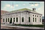 Keene N. H. 1921 Post Office