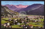 Bozen Gries mit Rosengarten Süd Tirol
