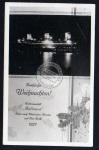Weltreiseschiff Reliance 1937 KdF ? Fahrt nach