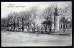 Tartlau Schulen u. Feuerwehrdepot 1917 Prejmer