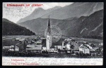 Umhausen Tirol Reklame Seife Elefant