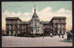 Riga Dwinsker Bahnhof 1906