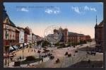 Budapest Ostbahnhof Gare Station 1915 Feldpost