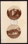 Salzburg Foto Karte Villa + Wohnhaus 1911