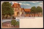 Darmstadt Restauration zum heiligen Kreuzberg