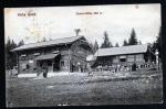 Hohe Wand Eichlert Hütte 1065 m 1910