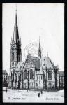 St. Johann Saar Johannis Kirche Vollbild 1914
