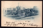 Alger L`amiraute 1901 Hafen Tunis Tunesien