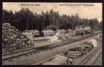 Feldbahn Osten Munition Proviant Verladeplat