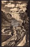 Gletsch gegen Rhonegeletscher Bahnstation