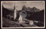 Val Gardena S. Giacomo Kirche Berge
