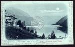 Tirol Achensee gegen Süden 1898