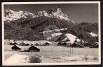 Grän i. Tirol 1955 Wintersportplatz Roth Flüh