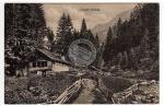 Chalet suisse , datiert 1912