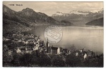 Weggis datiert 1912