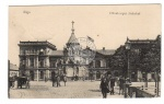 Riga Dünaberger Bahnhof 1918
