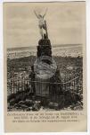 Saarburg i.L. 1915 zerschossenes Kreuz