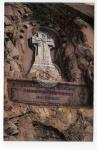 Das Russendenkmal in der Schöllenen 1799