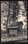 Schleuse in Montsec 1915 Feldpost