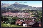 Lavey et St. Maurice 1915