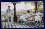 Dänische Kunst Willkommener Besuch 1918