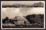 Cernier Hotel de vue des Alpes 1933