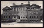 Chelsea High School Manuf. Boston Mass. 1918